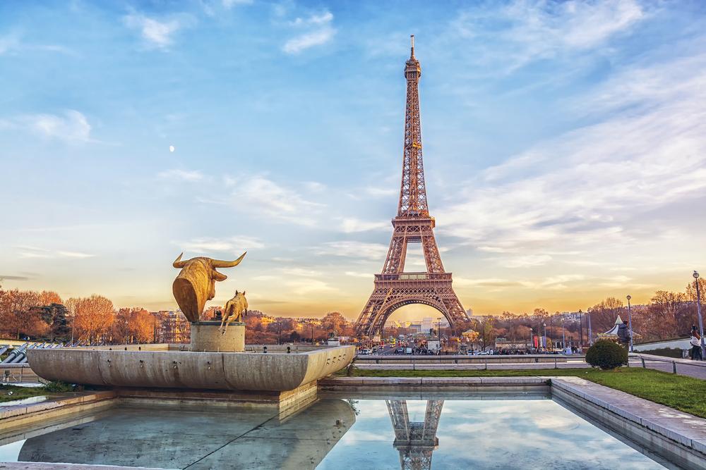 escalader la Tour Eiffel