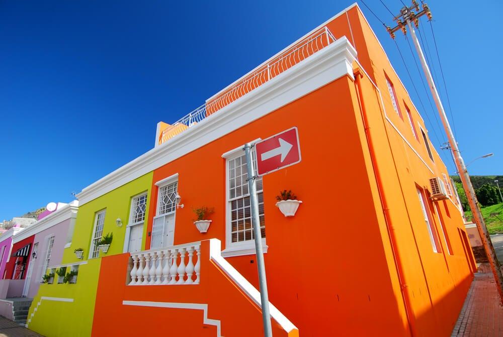 Bo-Kaap, un quartier coloré du Cap