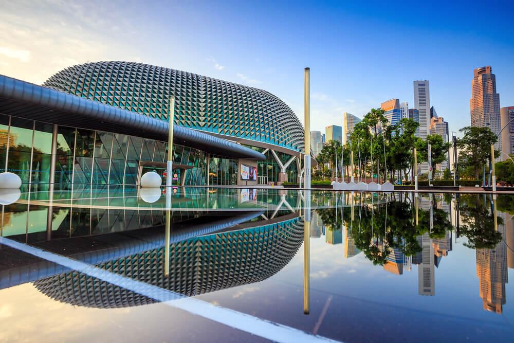 L'architecture étonnante de Singapour