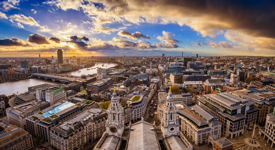 Le mythe de la pluie à Londres. Pleut-il vraiment autant ?