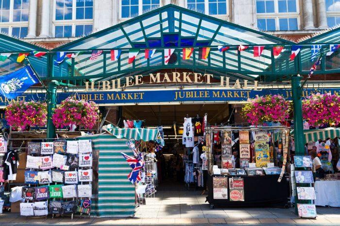Les marchés les plus animés de Londres