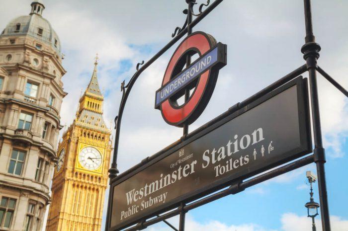 Le fonctionnement du métro de Londres en temps réel