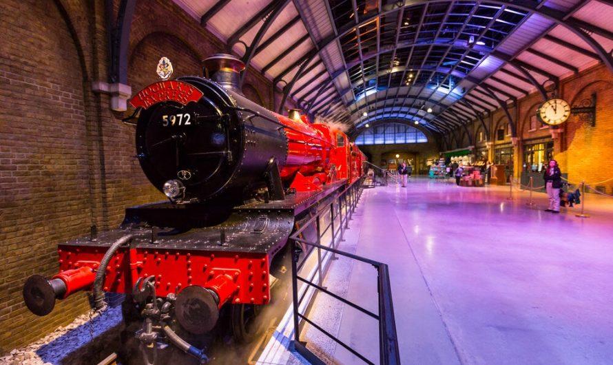 Nous avons visité les studios de Harry Potter à Londres