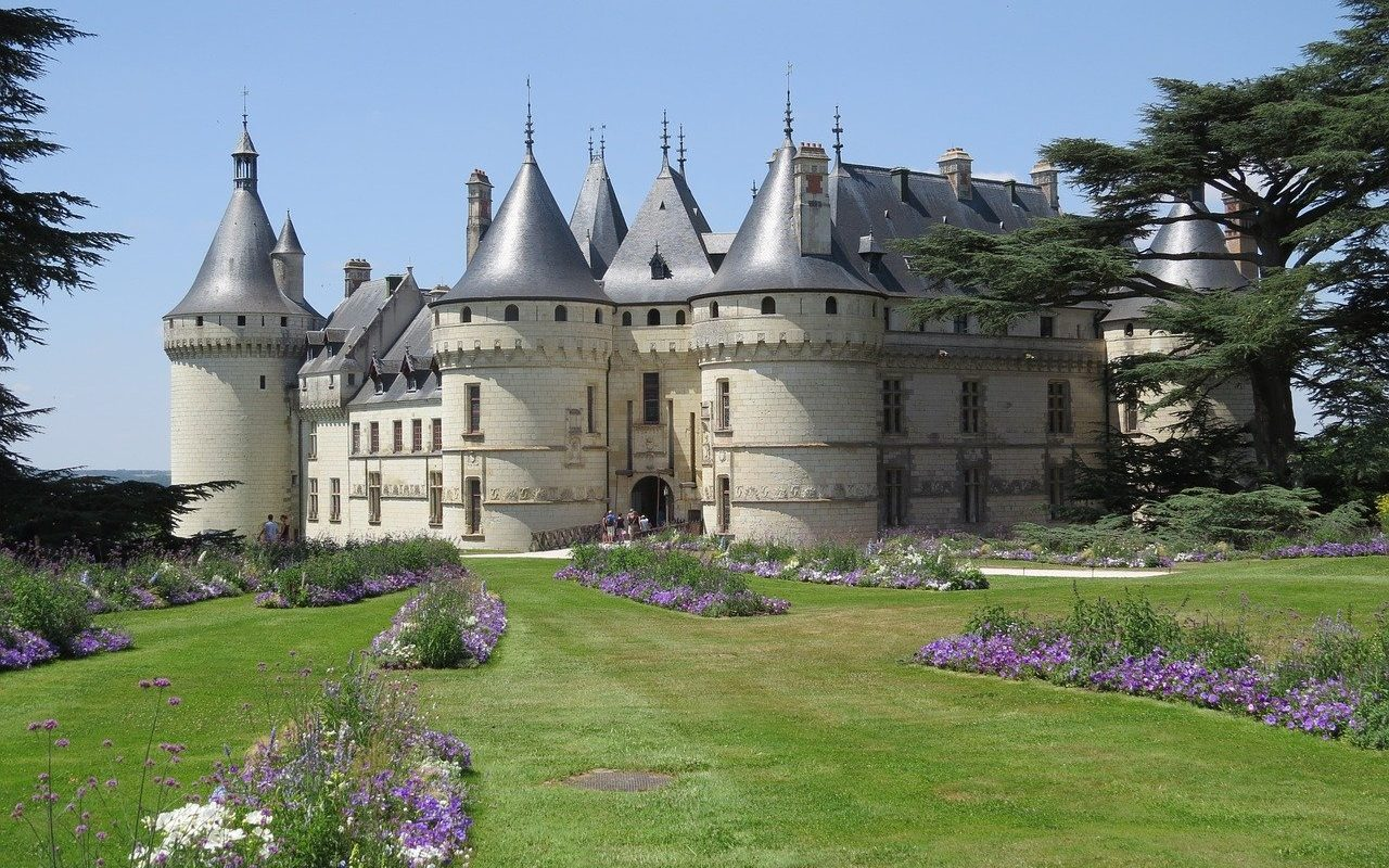 chateau loire france