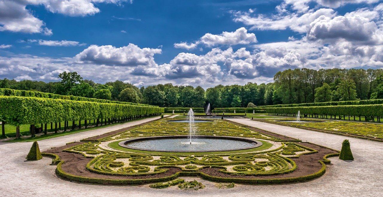jardin chateau