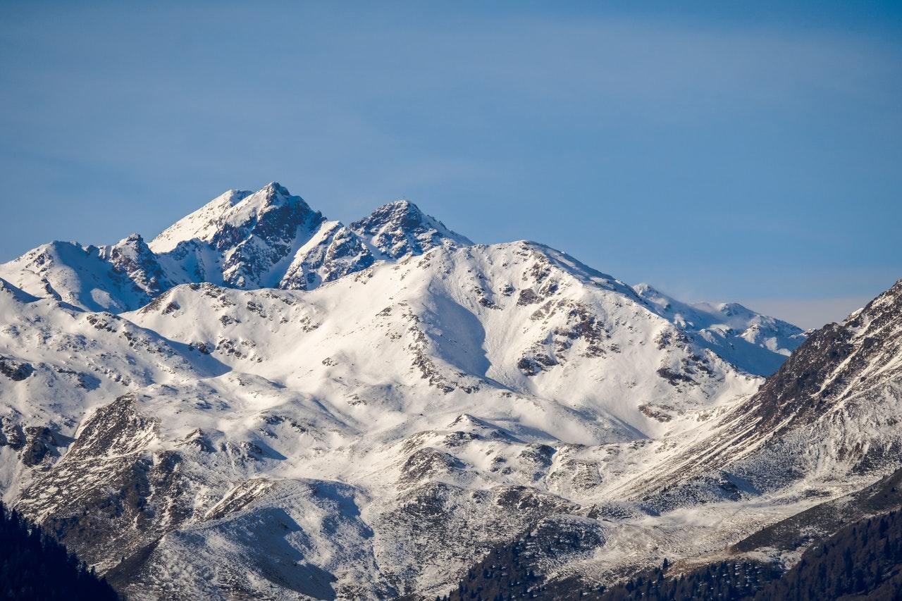 voyage en montagne