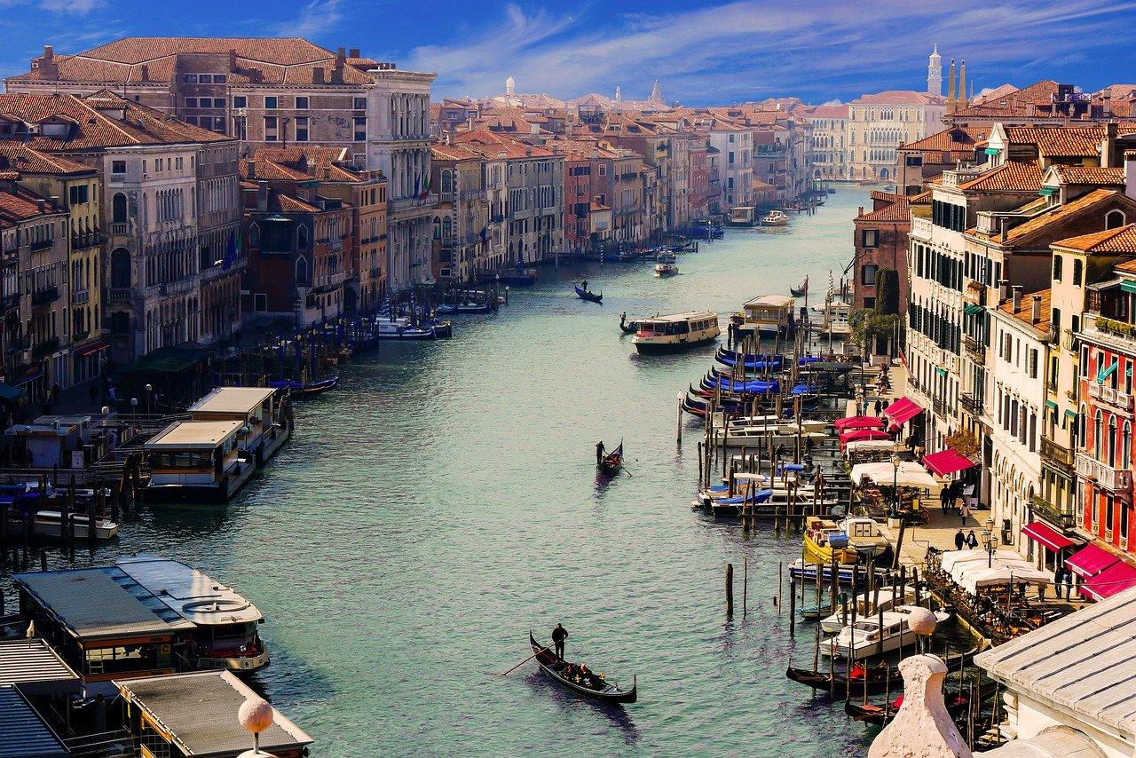voyager en italie