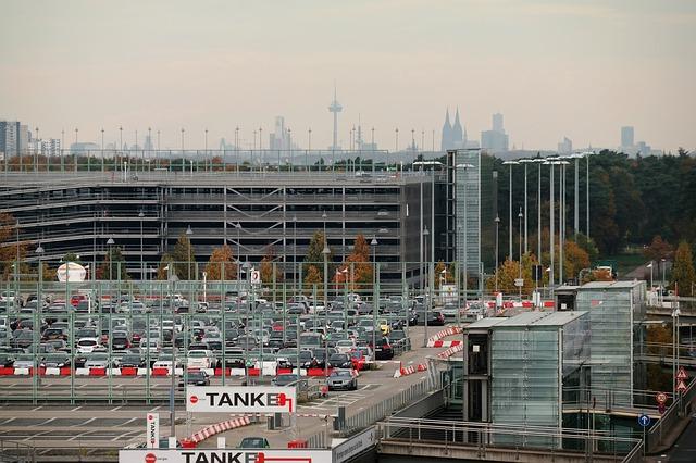 Les parkings d'aéroports face à la concurrence du low-cost