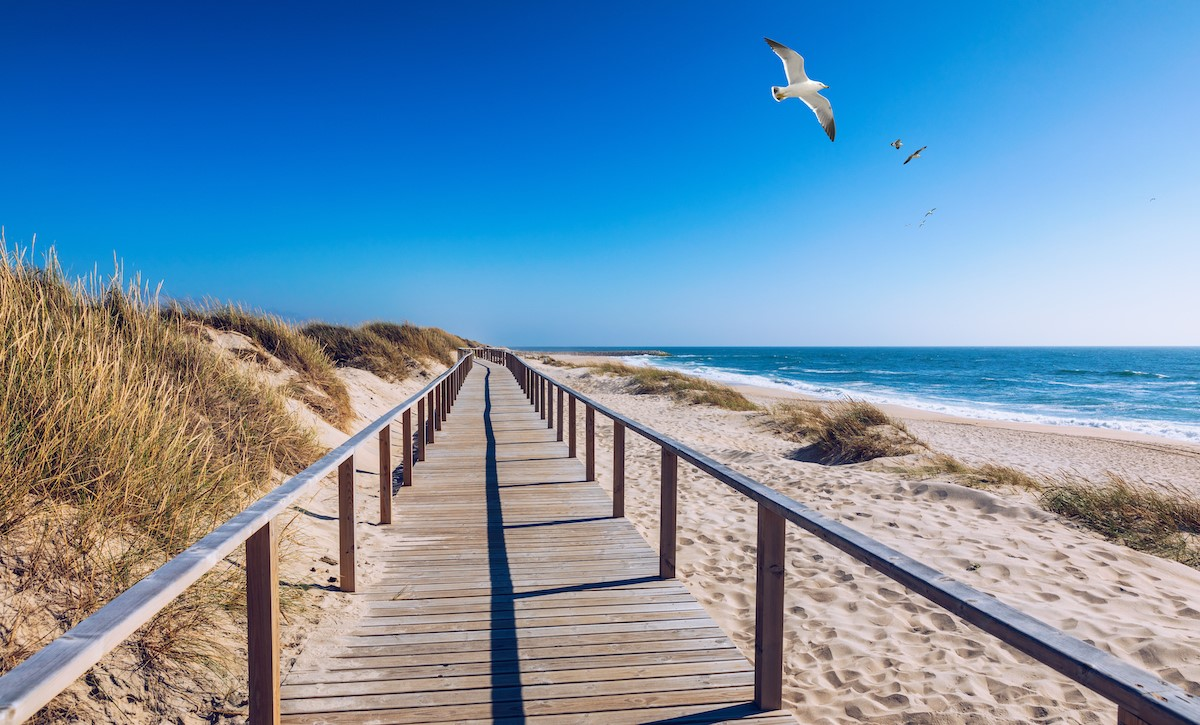 Mira Portugal plage