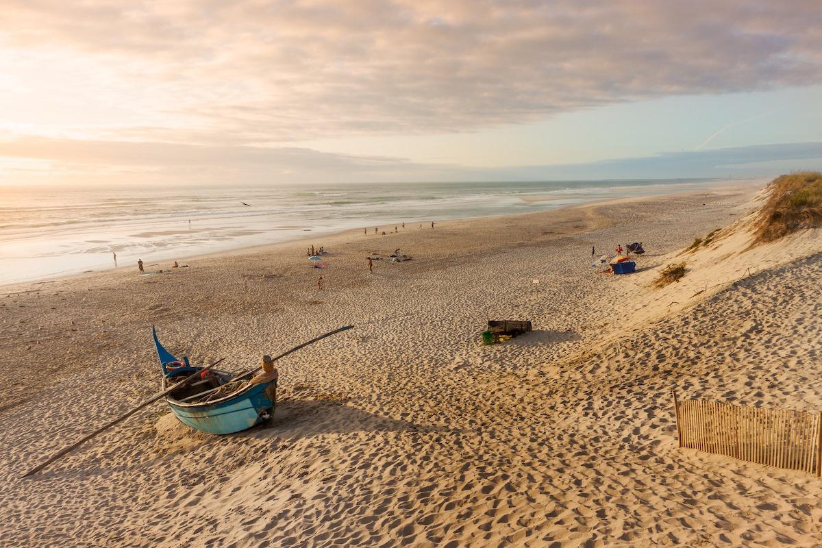 Mira Portugal ocean